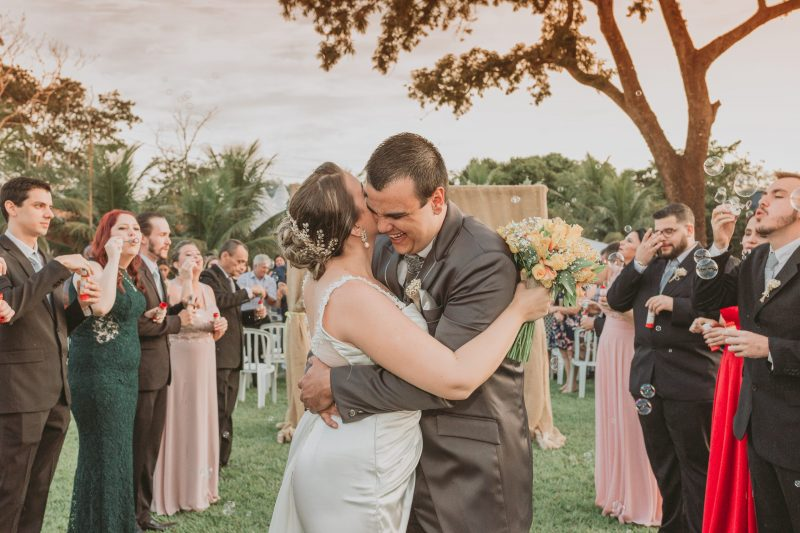 Fotografia feita pela fotógrafa Rafaella Isadora no casamento de Daniel e Daniel