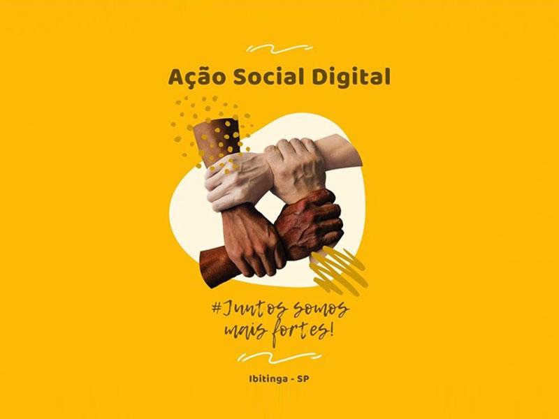 Ação Social Digital - Ibitinga - SP