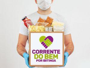 Campanha Corrente do Bem por Ibitinga