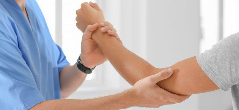 fisioterapia epicondilite dor no cotovelo