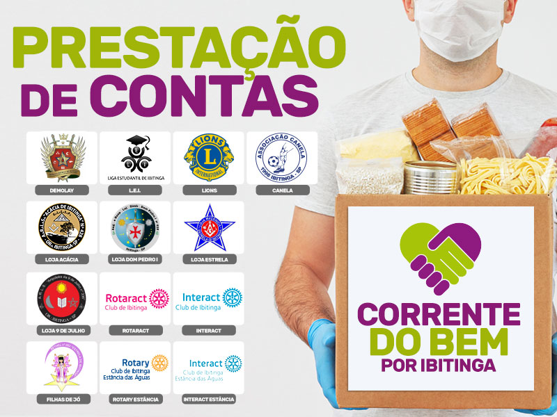 Corrente do Bem por Ibitinga