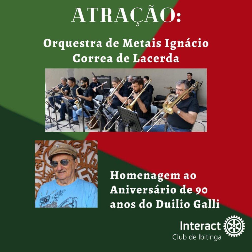 Interact Drive Music Duilio Galli