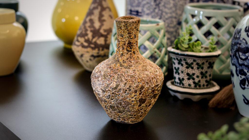 Vasos Vietnamitas da Kahn